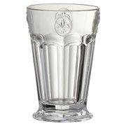 Global Amici Fleur De Lis Clear Hiball Glass - Set of 6