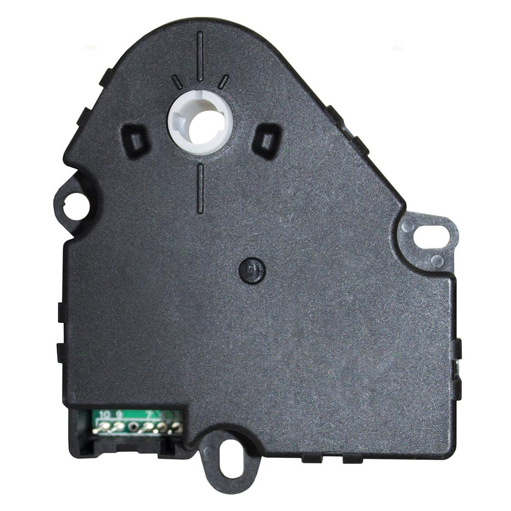 Hvac Heater A  C Temperature Air Door Actuator Replacement For Escalade Avalanche Silverado