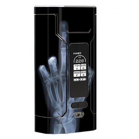 Predator Hand (Skin Decal Vinyl Wrap For Wismec Predator 228 Vape Mod Stickers Skins Cover/ Hand Sign  X-Ray)