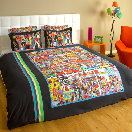 ARTnBED Hindley Street Duvet Cover Collection