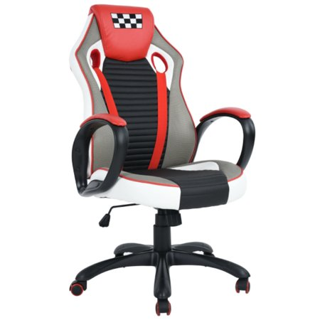 ZF Collections EMINENT Racing Gaming Highback Executive Office Chair (Blue) - image 5 of 12
