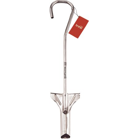 Bond Mfg P-Long Handled Bulb Planter- Red