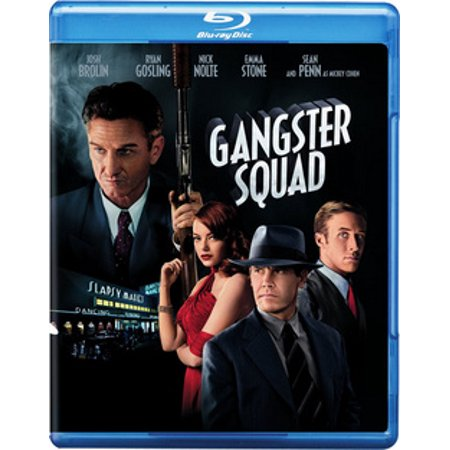 Gangster Squad (Blu-ray) (60s Gangster)