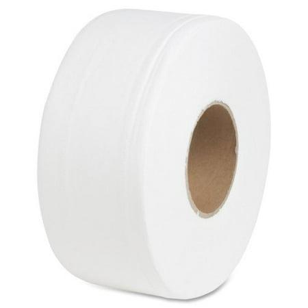 Special Buy Embossed Jumbo Roll Bath Tissue - 2 Ply - 12 / Carton - 3.50