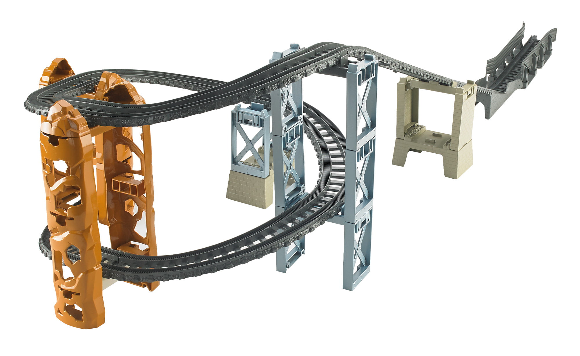 Thomas & Friends TrackMaster Sodor Spiral Expansion Pack by FISHER PRICE