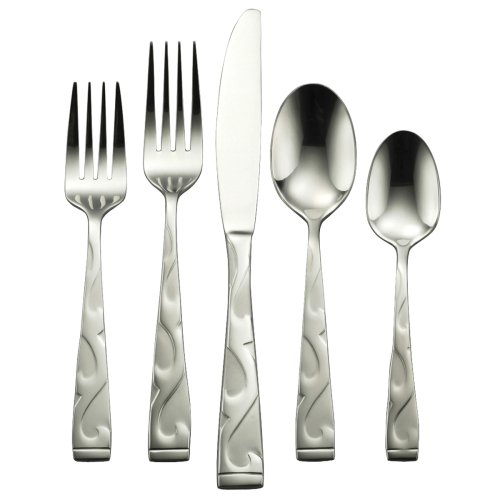 Oneida Tuscany 20-Piece Flatware Set, Service for 4