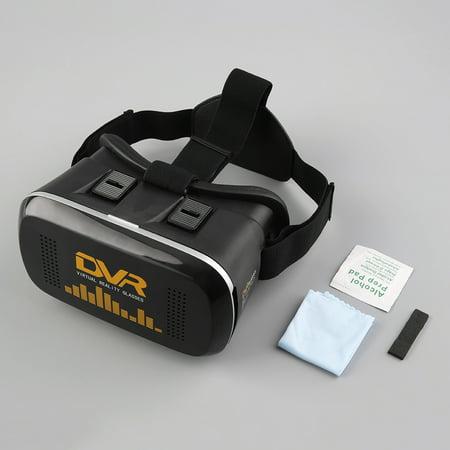 Dvr Virtual Reality 3D Cinema Glasses Vr Eyewear Resin Lens 3D Viewing Tool