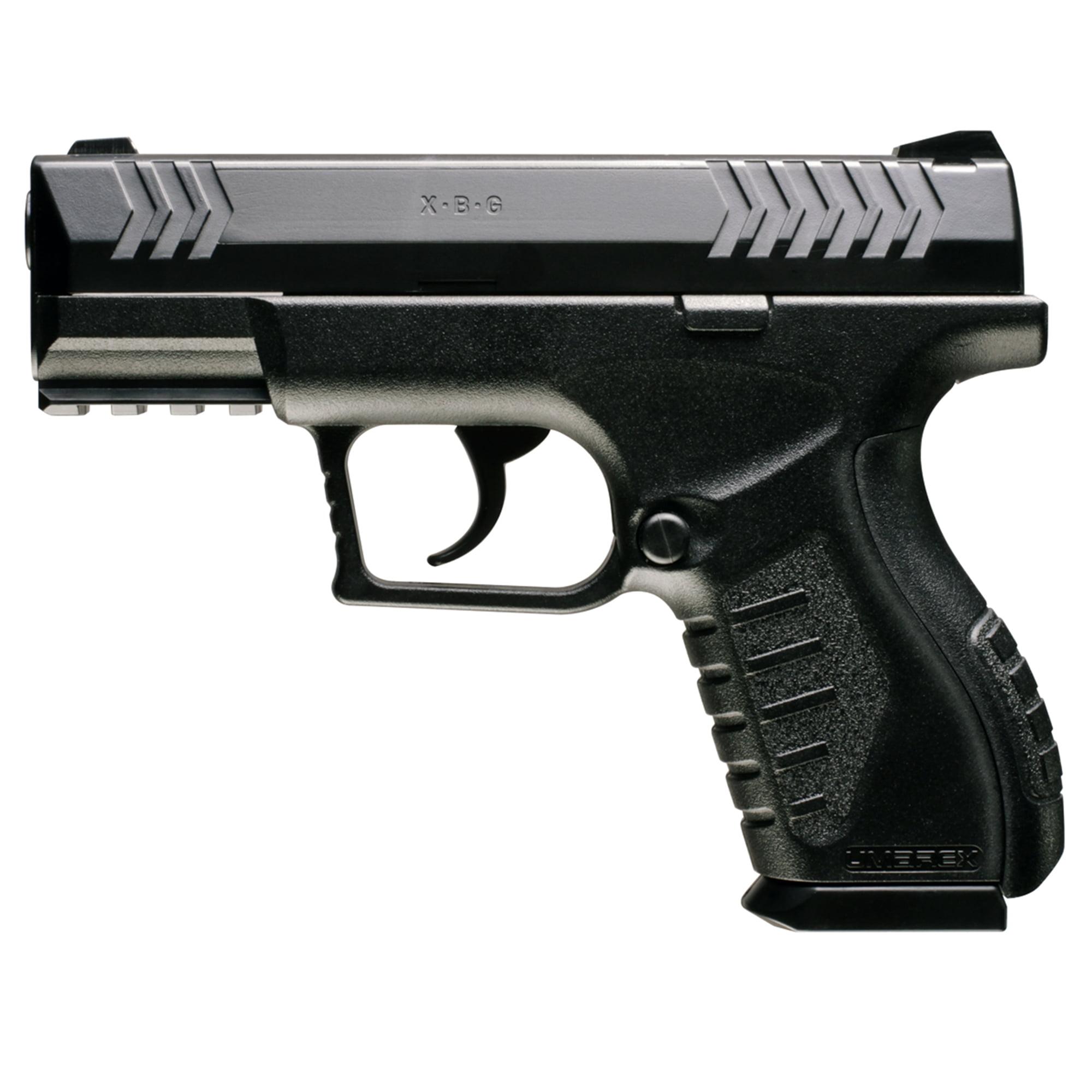 Umarex XBG 2254804 BB Air Pistol 410fps 0.177cal w Double Ac by Umarex USA