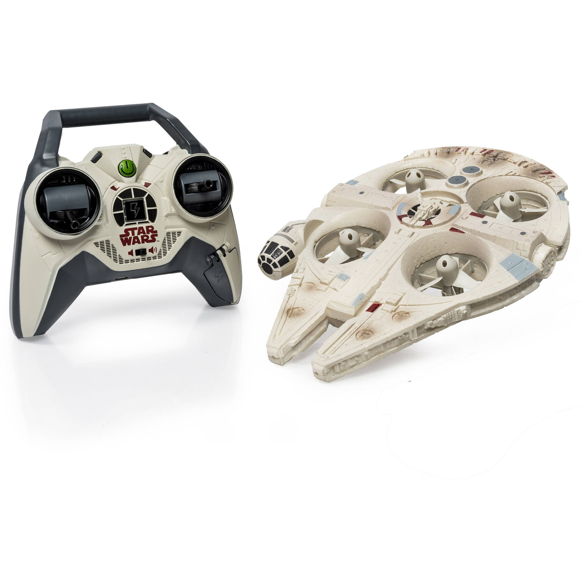Air Hogs Star Wars, Rogue One Remote Control Millennium Falcon Drone