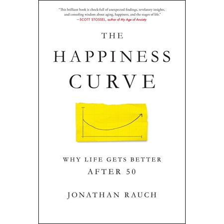 Age Gets Better With Wine (The Happiness Curve : Why Life Gets Better After)