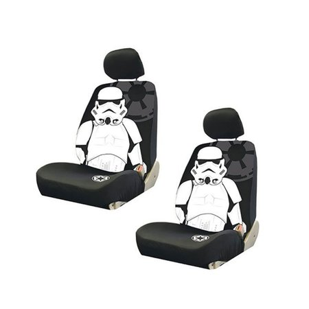 Keep Your Seats Clean with Star Wars Storm Trooper Seat Covers](Star Wars Seal)