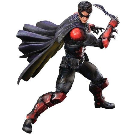 Batman Arkham Origins Play Arts Kai Robin Action - Batman Arkham Knight Robin