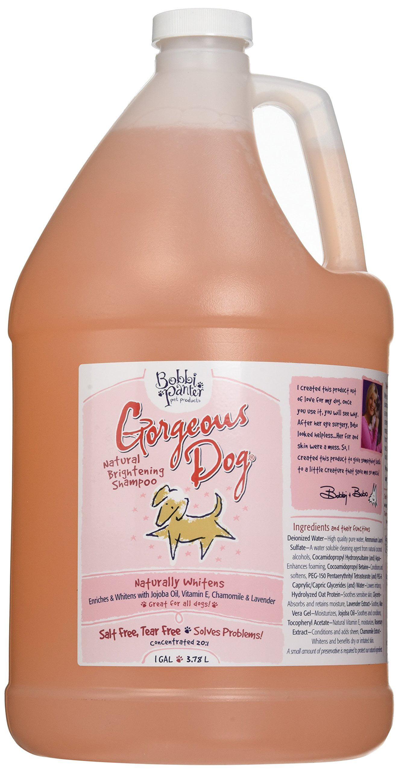 Bobbi Panter Pet Products Gorgeous Dog Shampoo 1-Gallon by