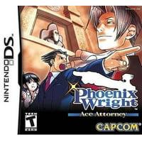 Phoenix Wright: Ace Attorney NDS