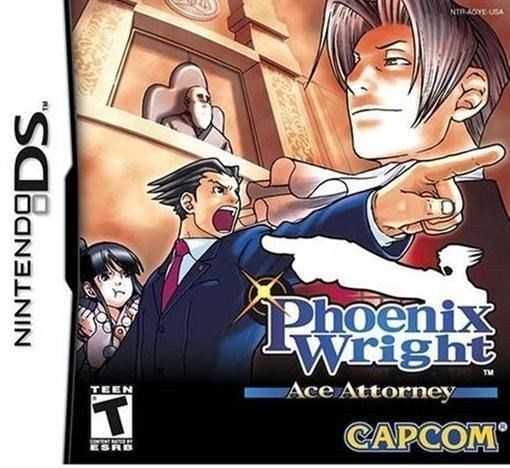 Phoenix Wright: Ace Attorney DS