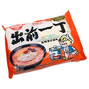Nissin Demae Miso Ramen Noodles