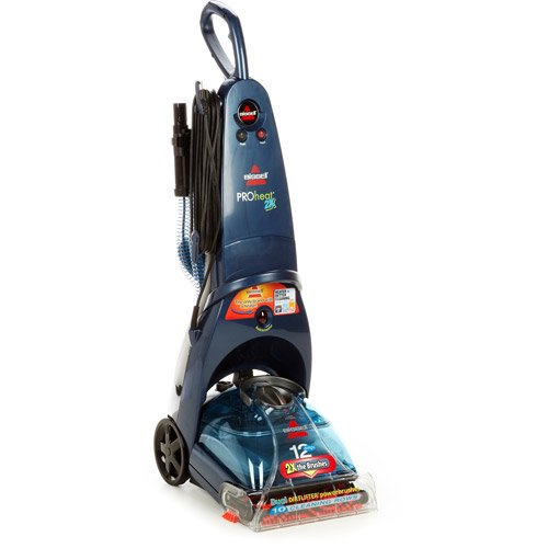 Bissell Proheat Upright Deep Cleaner Walmart