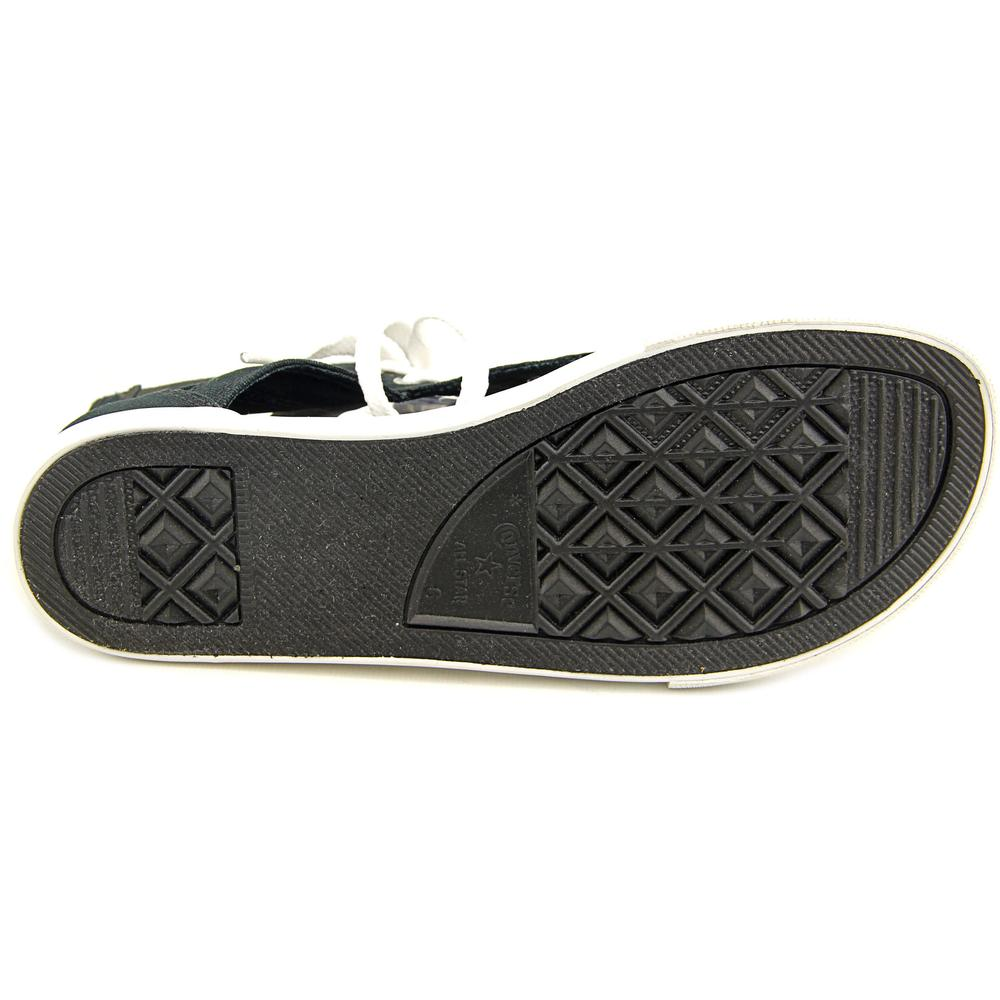58ac4ded0808 Converse - Converse Chuck Taylor Gladiator Hi Women Open Toe Canvas Black  Gladiator Sandal - Walmart.com