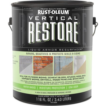 Rust-Oleum Restore Vertical Tint Base Resurfacer