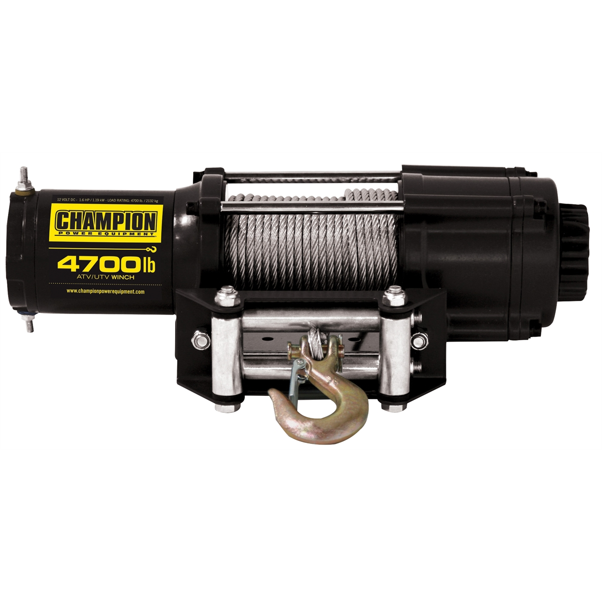 Champion 4700-lb. ATV/UTV Winch Kit