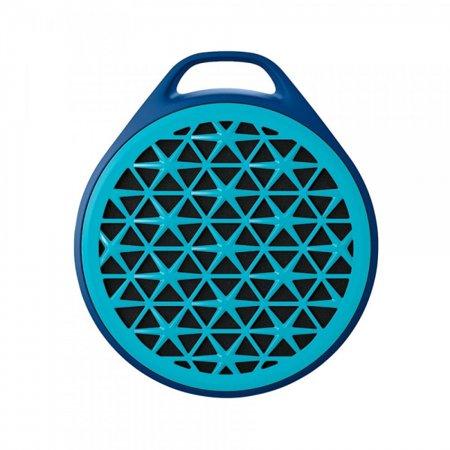 ce3250ccb57 Logitech X50 1.0 Speaker System - 3 W RMS - Portable - Battery Rechargeable  - Wireless Speaker[s] - Blue (980-001071) - Walmart.com