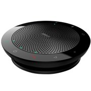 Jabra Speak 510 MS Portable Speaker for Music and Calls Black