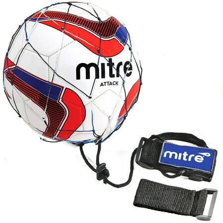 Mitre Trainer (Mitre Soccer Trainer, Black )