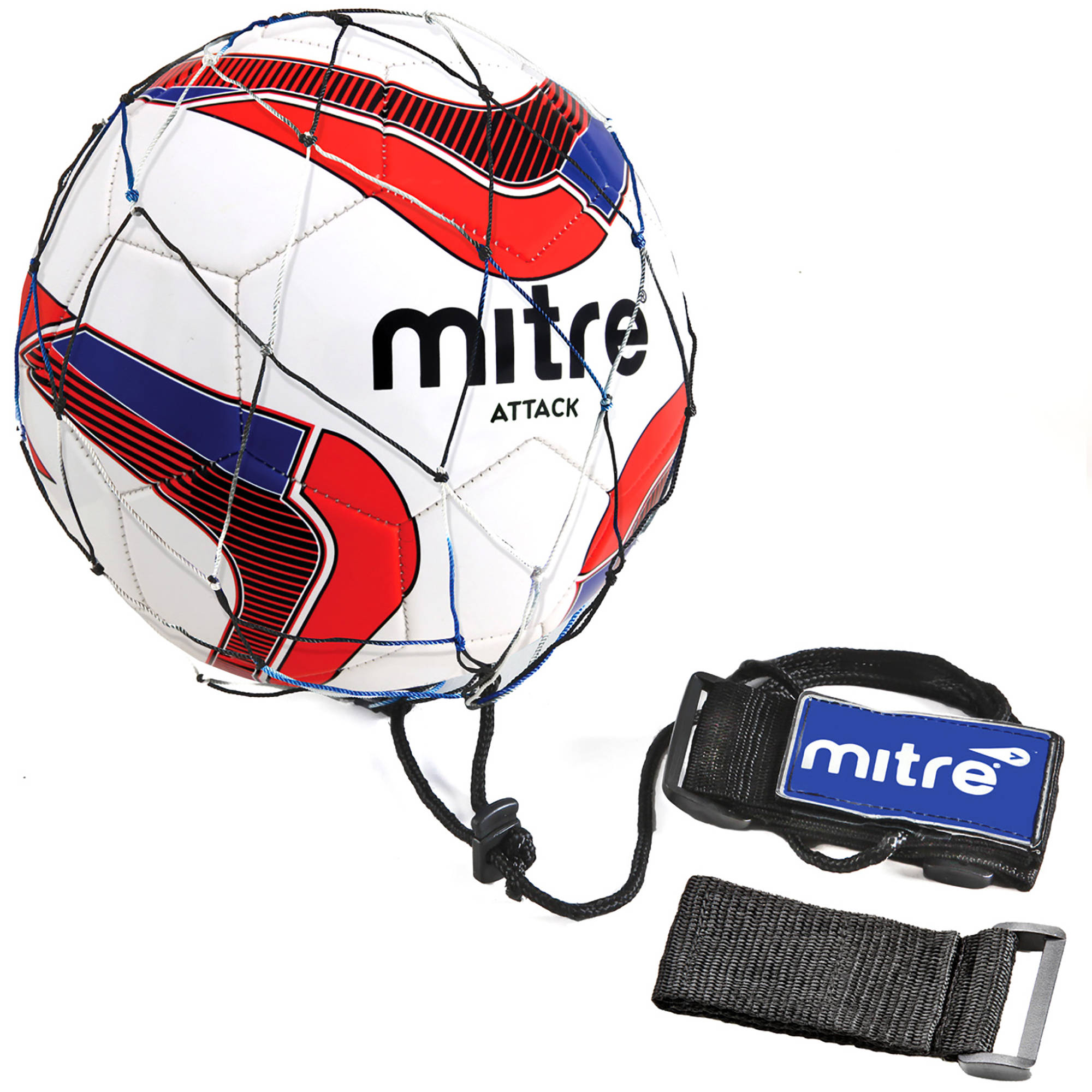 Mitre Soccer Trainer, Black