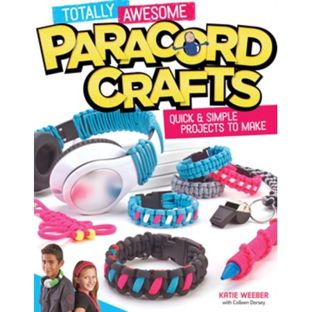 Totally Awesome Paracord Crafts - eBook - Awesome Halloween Crafts