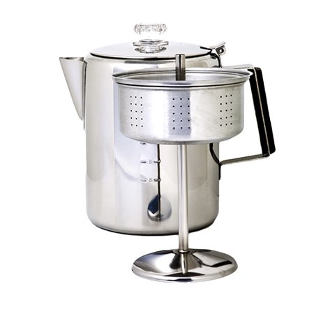 Chinook Coffee Percolator, 12-Cup