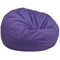 e8650eafaa3e Product Image Flash Furniture Oversized Bean Bag Chair