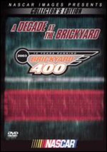 Nascar Decade at the Brickyard [DVD] by UMVD/VISUAL ENTERTAINMENT