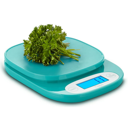 Ozeri ZK420 Garden and Kitchen Scale, with 0.5 g (0.01 oz) Precision Weighing