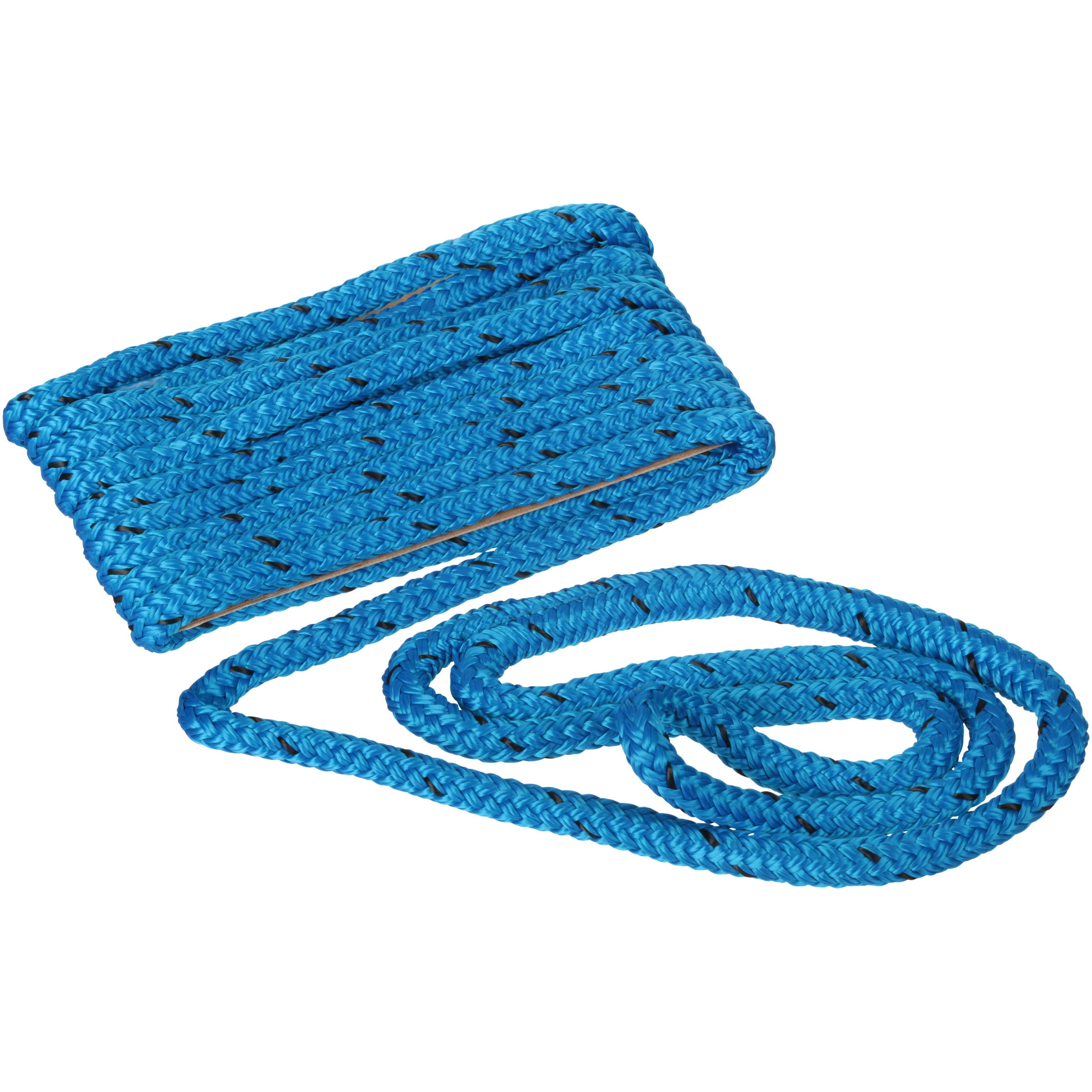 Attwood Double Braided MFP Blue Dock Line 15 ft. Pack