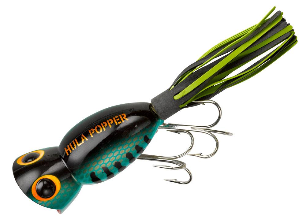 Arbogast Hula Popper 3 16 oz Fishing Lure Bass by Arbogast Lures
