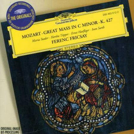 Mozart: Great Mass in C minor / Te Deum (CD)