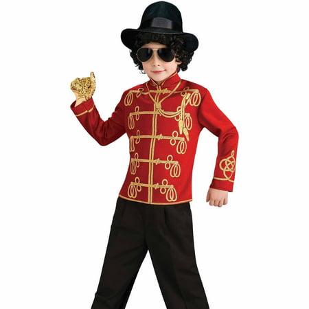Michael Jackson Fedora Child Halloween Costume Accessory (Jackson 5 Halloween Costumes)