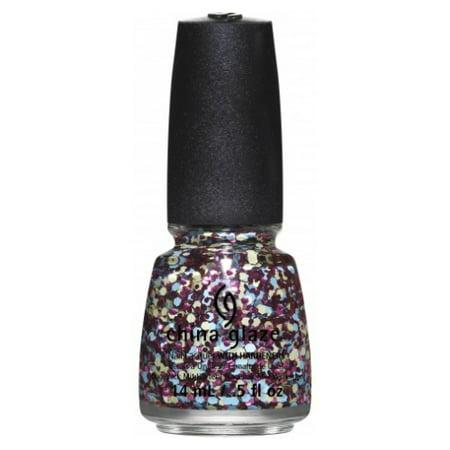 CHINA GLAZE Nail Lacquer - Suprise Collection - I'm A Go Glitter (12 Paquets) - image 1 de 1