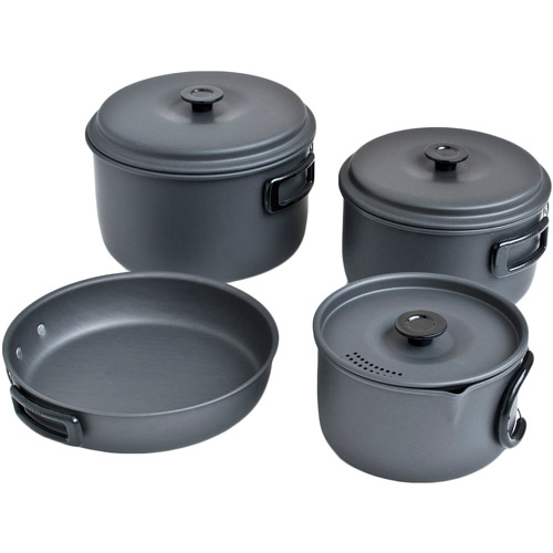 Chinook Non-Stick Trekker 7-Piece Cookset