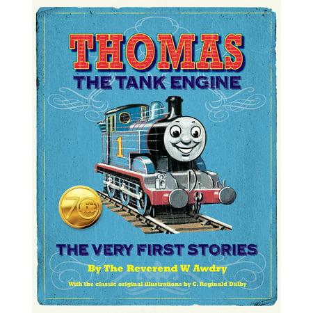 Thomas the Tank Engine: The Very First Stories (Thomas &