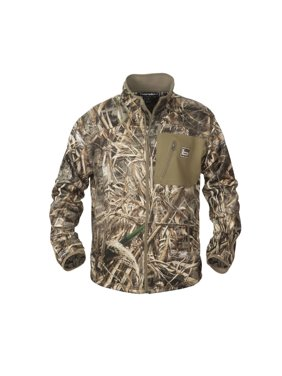 b7cc733d6b7d0 Product Image BANDED Full Zip Mid Layer Fleece Jacket, Color: MAX5, Size:  Medium (