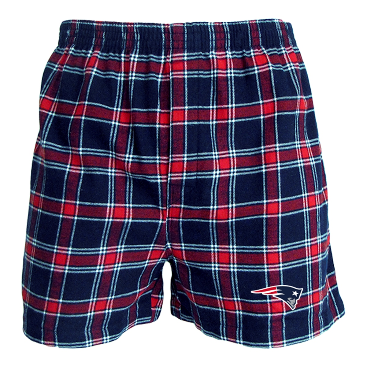 "New England Patriots NFL ""Acclaim"" Men's Cotton Flannel Boxer by Concept Sports"