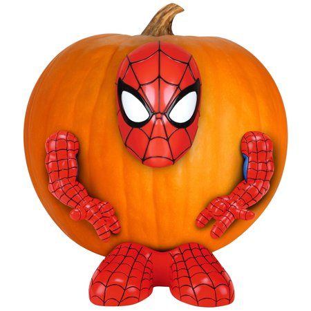Halloween Push Ins-spider Man-marvel