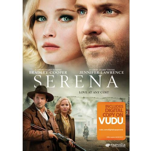 Serena (DVD   VUDU Digital Copy) (With INSTAWATCH) (Widescreen)