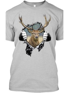 61c6bad1 Product Image Deer - Limited Edition Hanes Tagless Tee T-Shirt