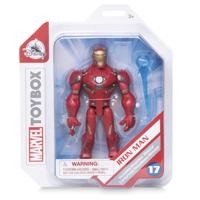 Disney Iron Man 17# Action Figure Marvel Toybox New with Box