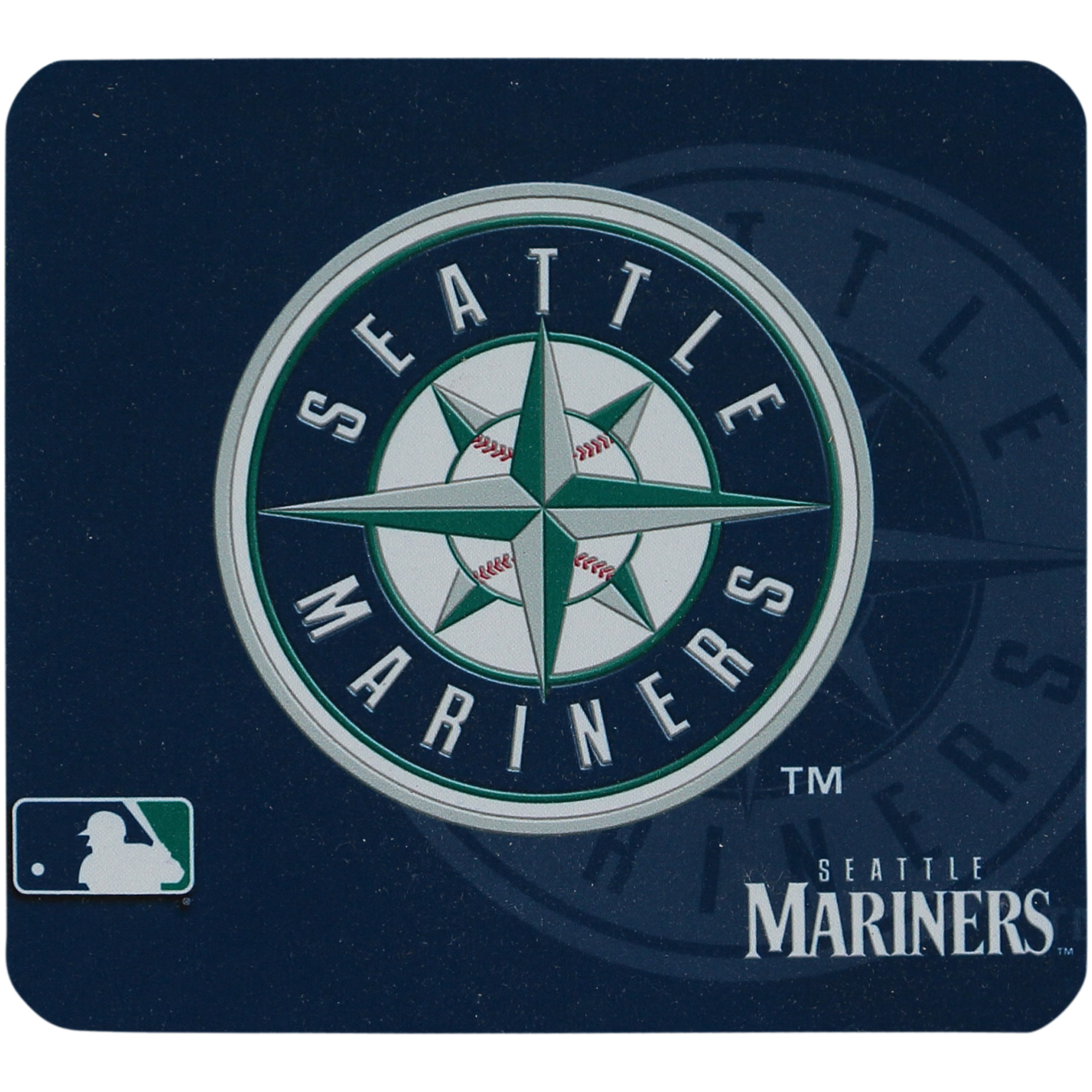 Seattle Mariners 3D Mouse Pad - No Size