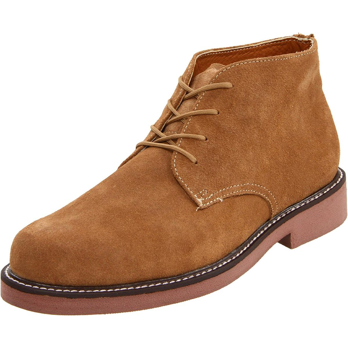 David Spencer Montgomery Mens Dirty Buck Boots by David Spencer