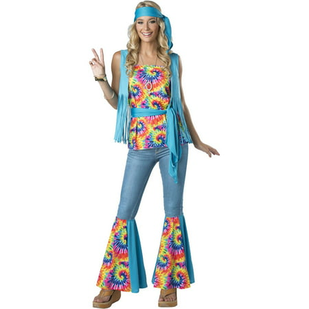 Hippie Women's Halloween Costume](Best Hippie Costumes)