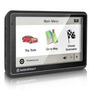 Refurbished Rand McNally Road Explorer 5 GPS Vehicle Navigation System